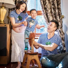 Sydney family professional pre-wedding photography at Sydney澳洲悉尼婚纱照