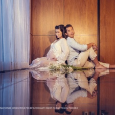 Sydney pretty professional pre-wedding photography at Sydney澳洲悉尼婚纱照