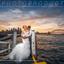 professional pre-wedding photography at Sydney view 悉尼婚礼