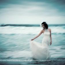 Sydney pre-wedding beach