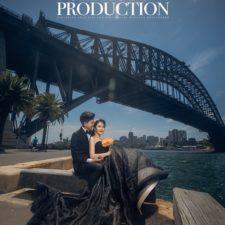 Sydney Pre-wedding 悉尼婚纱照 悉尼大桥