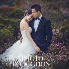 per-wedding sydney 悉尼婚纱照