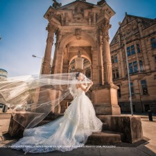 Sydney pre wedding church