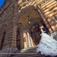 martin place professional pre-wedding photography at Sydney澳洲悉尼婚纱照