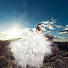 professional pre-wedding photography at Sydney澳洲悉尼婚纱照